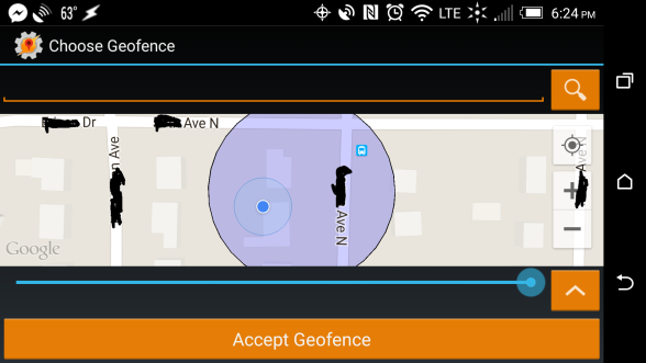 GeoFence