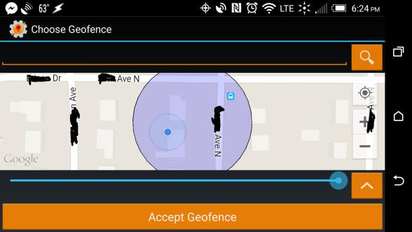 GeoFence