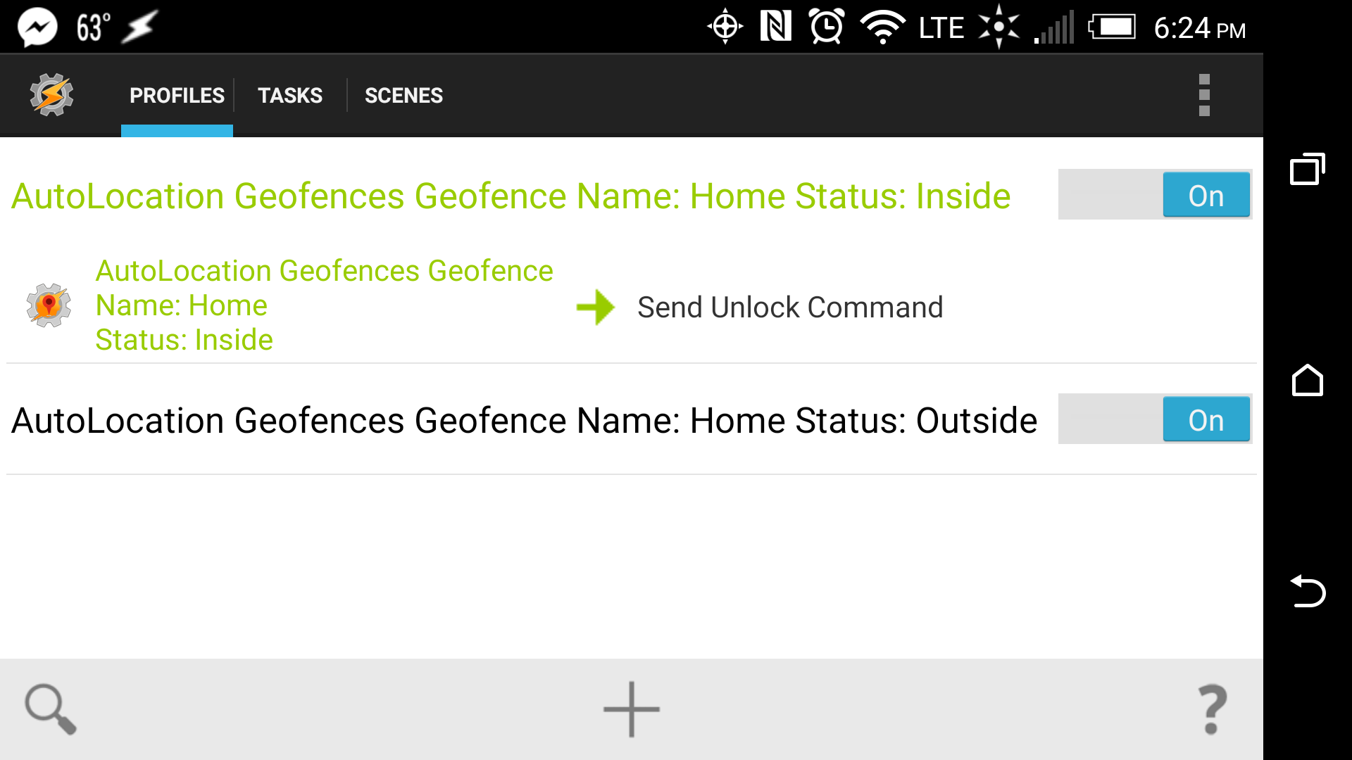 Even more Automation with Tasker and Geofencing | I Write Crappy Code